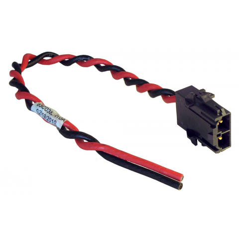MOLEX 2-CONDUCTOR CONNECTOR W/ LEADS