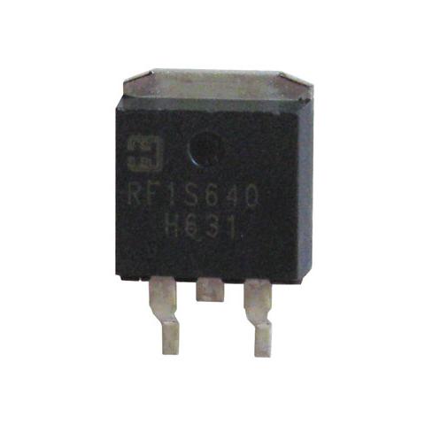 RF1S640 N-CHANNEL MOSFET