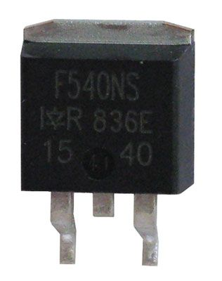 IRF540NS N-CHANNEL MOSFET