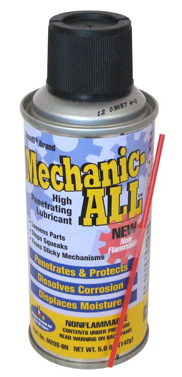 MECHANIC-ALL HIGH PENETRATING LUBRICANT