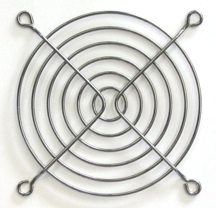 Fan Guard For 92mm Square Fan