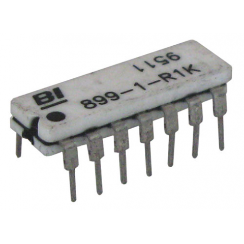 2 Ohm 50 Watt Metal Resistor All Electronics Corp
