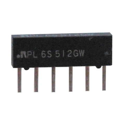 CAY16-2200F4LF Pack of 500 Resistor Networks amp; Arrays 220ohm 1/% Convex 4resistors