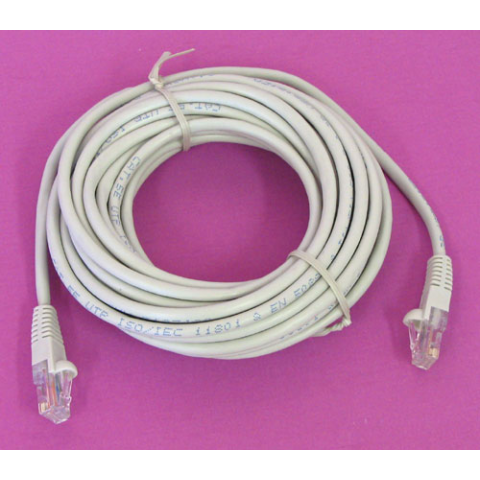 25' CAT-6 PATCH CORD