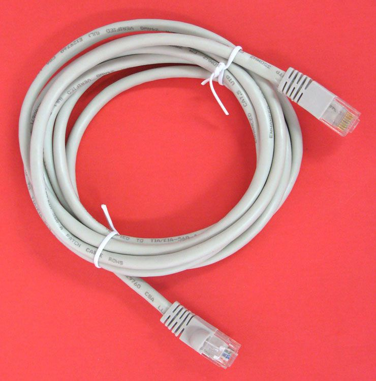 6' CAT-6 PATCH CABLE
