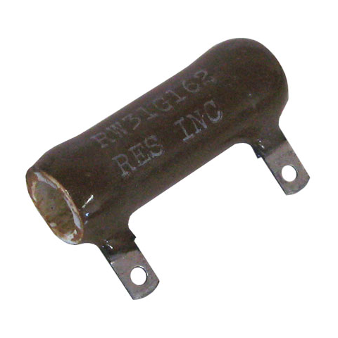 1.6K OHM 10 WATT CERAMIC RESISTOR