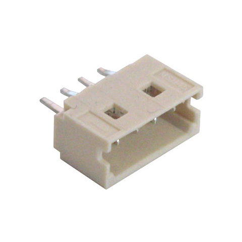 MOLEX 4-PIN HEADER, 2MM CENTERS