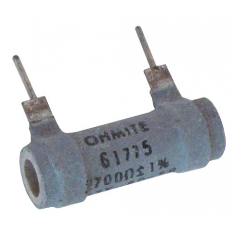 2.7K OHM 8 WATT CERAMIC RESISTOR