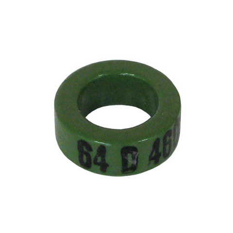 20MM DIA. GREEN TOROID