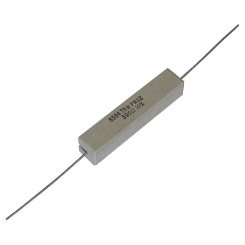 1000 Ohm 15 Watt Sand Resistor All Electronics Corp