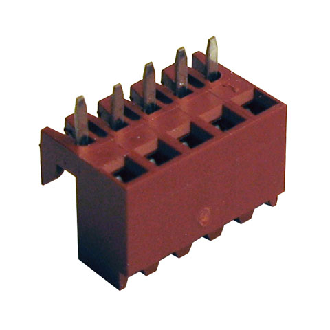 5-POSITION SOCKET CONNECTOR