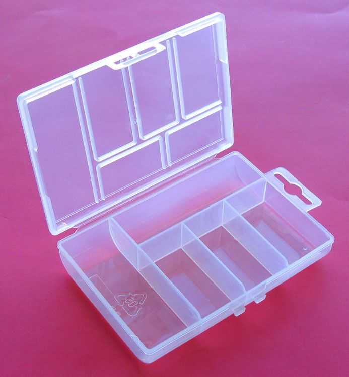 UNBREAKABLE PLASTIC STORAGE BOX