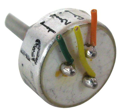A Slide Potentiometer Wiring For Motor A Free Engine