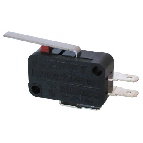10A SPDT SNAP-ACTION SWITCH W/ LEVER