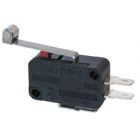 0.1A SNAP-ACTION SWITCH W/ ROLLER LEVER