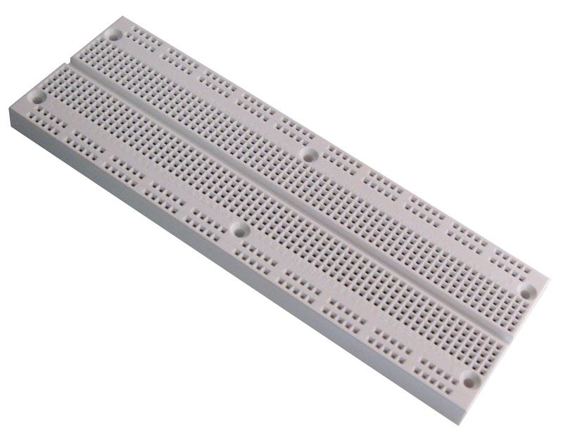 BREADBOARD, 840 CONTACTS