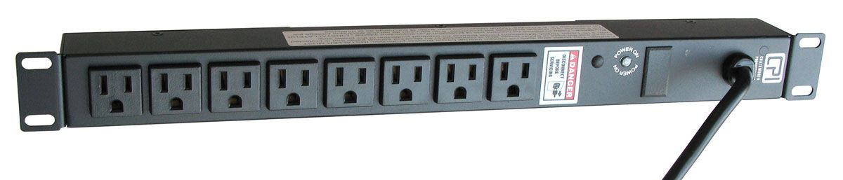 Power Strips & Multi-Outlet Converters - Extension