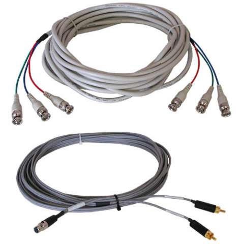 SET OF 2 CABLES FOR CINEVIEW II
