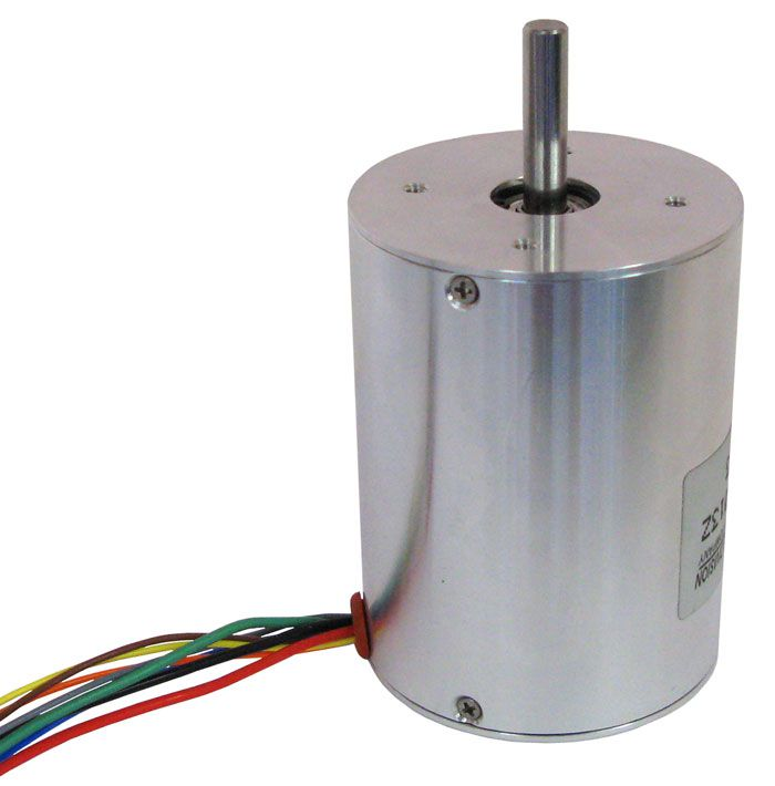 3-PHASE BRUSHLESS DC MOTOR