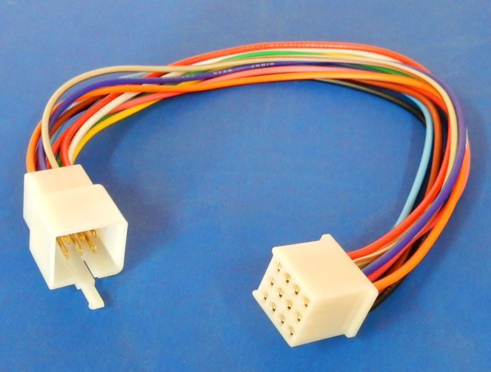 12 PIN CONNECTOR | All Electronics Corp.
