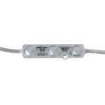 3 LED MODULE, HIGH POWER, COOL WHITE