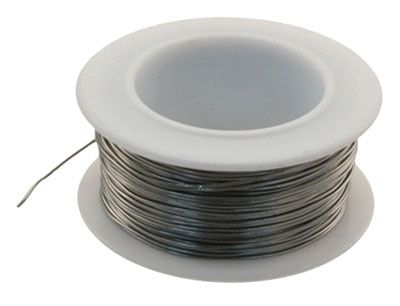 SOLDER WIRE 63/37 TIN/LEAD NO-CLEAN 0.020 1OZ.