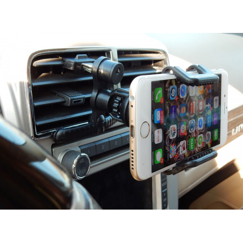 CAR AIR VENT MOUNT SMARTPHONE HOLDER