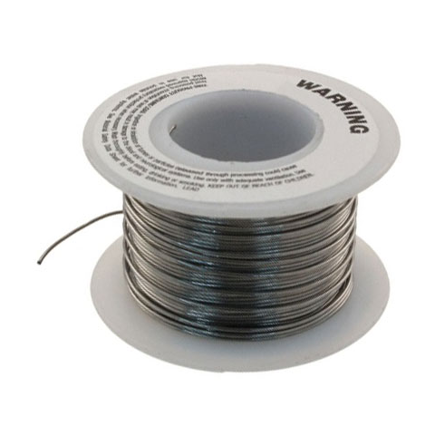 63/37 SOLDER WIRE, NO-CLEAN, 0.031, 4 OZ