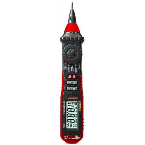 DIGITAL MULTIMETER W/ LOGIC TEST
