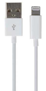 3' LIGHTNING CHARGE/SYNC CABLE FOR APPLE