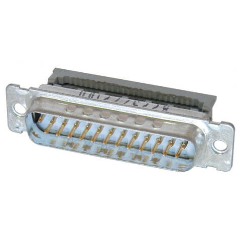 DB-25P IDC CONNECTOR