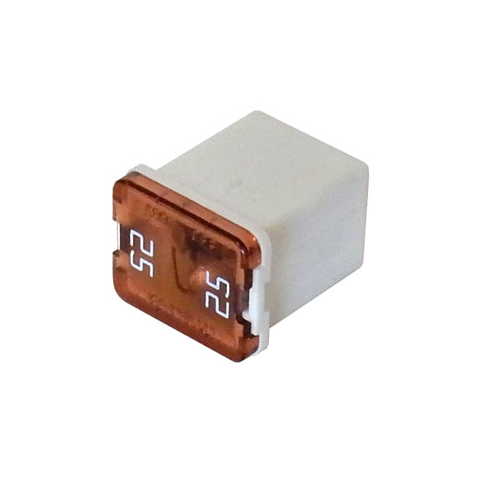 25 AMP JCASE(R) FUSE, LOW-PROFILE