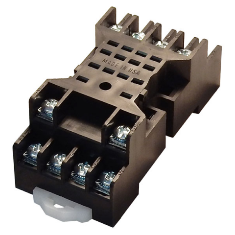 14-PIN SCREW TERMINAL SOCKET, KH/KHU STYLE