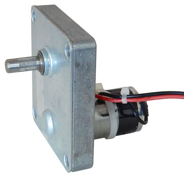 24vdc Gear Motor 45 Rpm All Electronics Corp