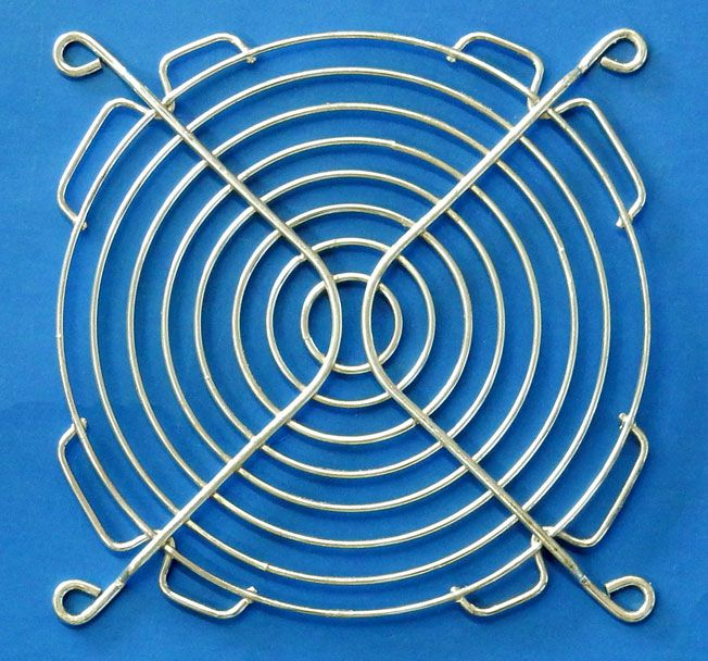 172MM DIAMETER METAL FAN GUARD