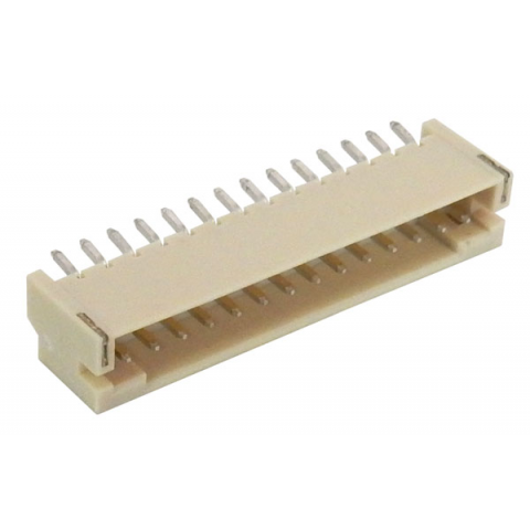 HPI CONNECTOR, 2MM RA SM