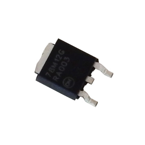 12 VOLT 500MA VOLTAGE REGULATOR, SMD