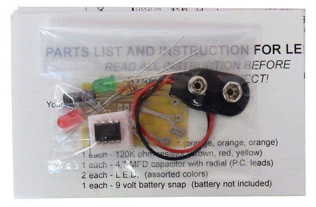 LED FLASHING KIT