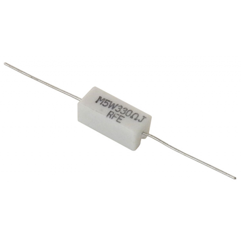 330 OHM 5 WATT POWER RESISTOR