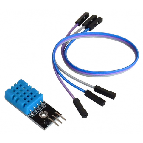 TEMPERATURE / HUMIDITY SENSOR