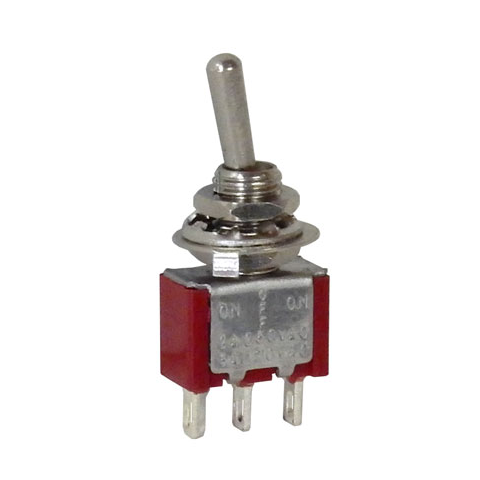 SPDT ON-OFF-ON MINI TOGGLE SWITCH