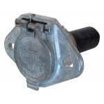 1-POLE AUTO TRAILER CONNECTOR SOCKET - REDUCED PRICE