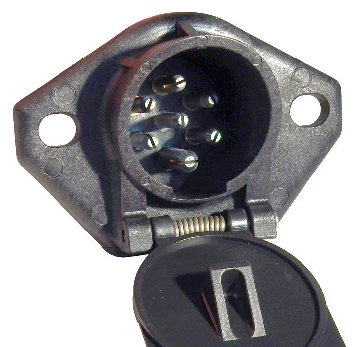 Phillips 7 Way Socket - Phillips Sta Dry Way Socket Price Reduced - Phillips 7 Way Socket