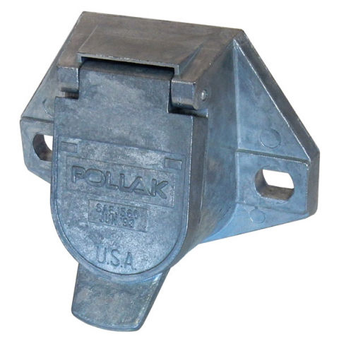 7-WAY TRAILER SOCKET - PRICE REDUCED 50%