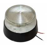 CLEAR LED FLASHING LIGHT
