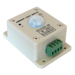 12-24 VDC AMBIENT LIGHT SWITCH