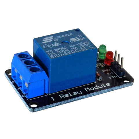 1-CHANNEL RELAY MODULE