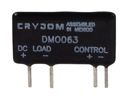 3A SOLID STATE RELAY FOR DC LOADS