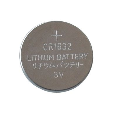CR1632 3 VOLT LITHIUM COIN CELL BATTERY