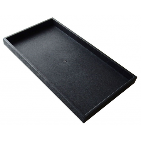 "PLASTIC JEWELRY DISPLAY TRAY, 14.75"" X 8.25"" X 1""H"